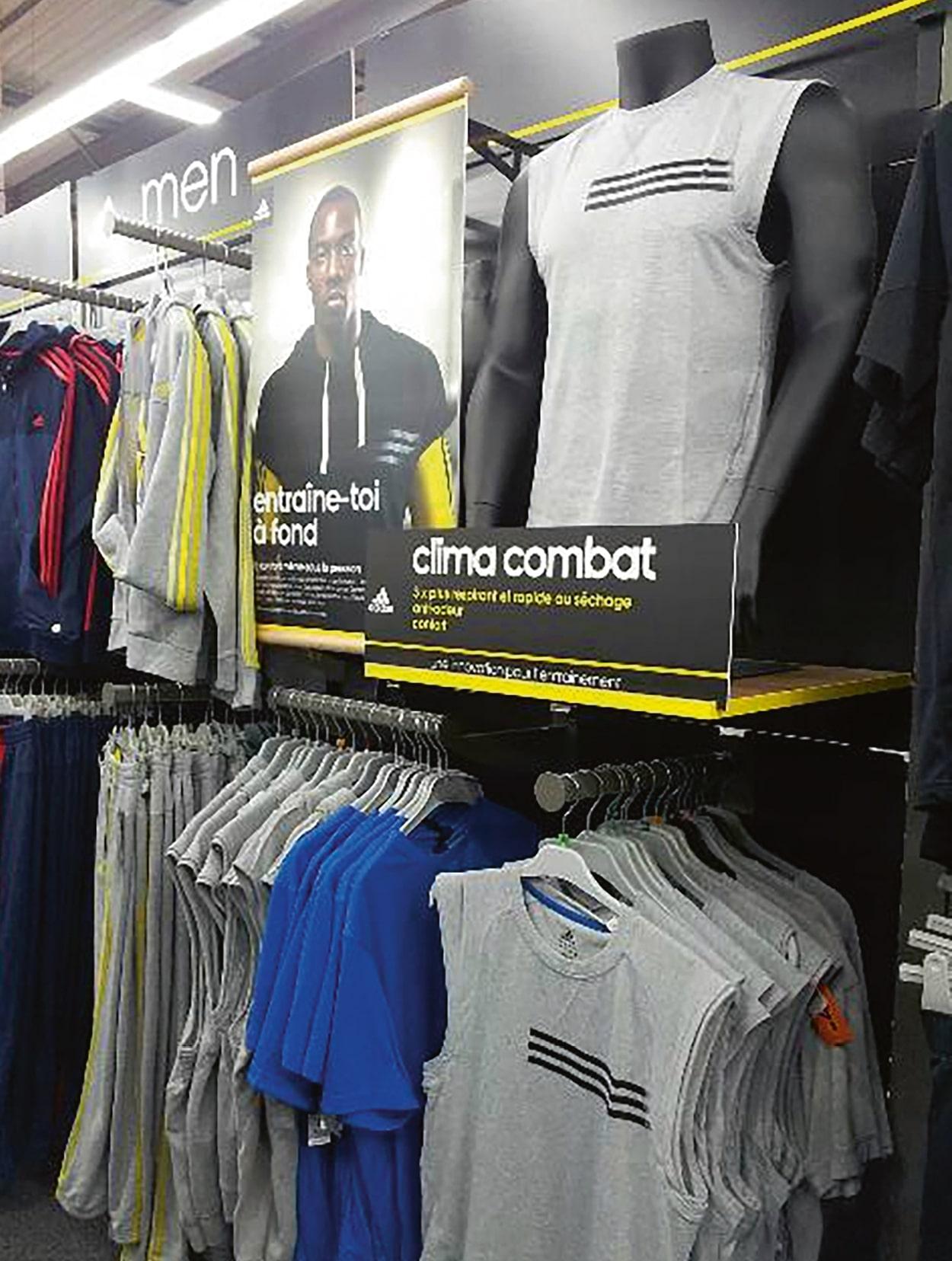 corner adidas